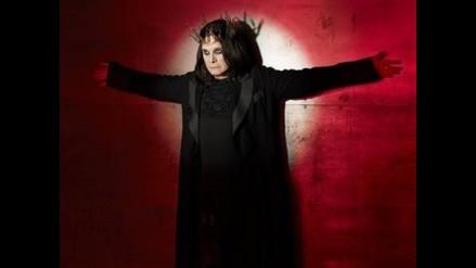 Ozzy Osbourne pisará suelo peruano en abril del próximo año