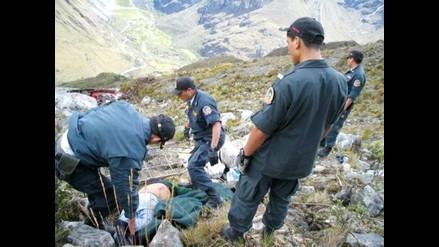 Camioneta embiste a mototaxi y mata a tres personas en Chaclacayo