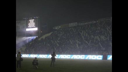 Vea la espectacular pantalla gigante inaugurada en el estadio de Matute