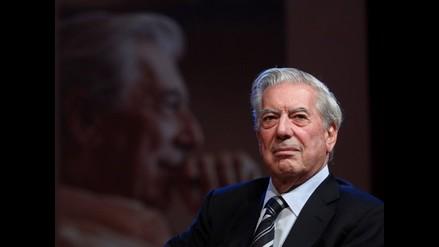 Mario Vargas Llosa resalta el valor mundial de la literatura