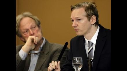 Estados Unidos saludó la detención de Julian Assange