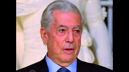 Mario Vargas Llosa: Estoy orgulloso de ser peruano
