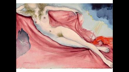 Playboy vende por 266.500 dólares un desnudo realizado por Dalí
