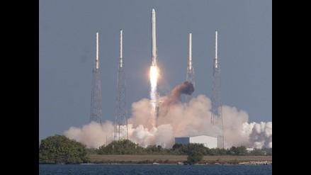 Despega con éxito el cohete Falcon 9