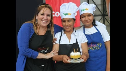 Suspiro se corona como Mejor Postre de Lima