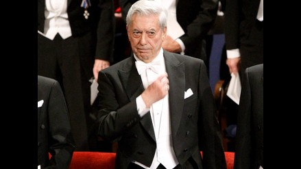 Congreso condecorará a Vargas Llosa con Medalla de Honor en el Grado de Gran Cruz