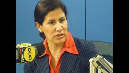 Proponen a Rosa Florián como vicepresidenta de PPK