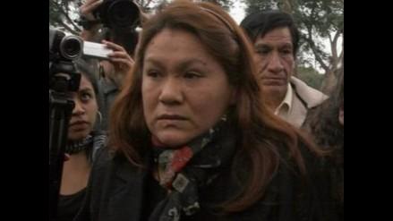 Clarisa Delgado: Estoy indignada por posible libertad de Mamanchura