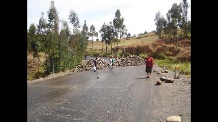 Piura: Pescadores bloquearon vía Parachique-Bayovar en Sechura