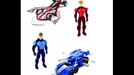 Lanzan al mercado Hot Wheels Battle Force 5