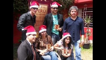 Artistas nacionales presentan disco 'Voces del Perú en Navidad'