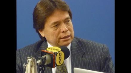 Zumaeta destaca orden entre bancadas para no dejar ´bombas de tiempo´