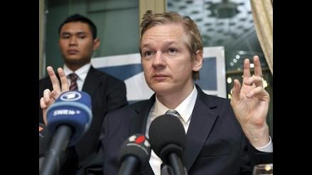 Estados Unidos explora vías legales para perseguir a Assange