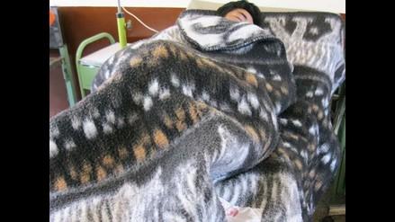 Niño pierde la visión y otro queda mutilado tras explotar pirotécnico