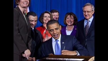 Obama: el matrimonio homosexual es un debate pendiente en EE.UU.