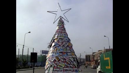 Mil cajas que elevan el espíritu navideño