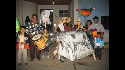 Navidad con tradiciones costumbristas en Piura