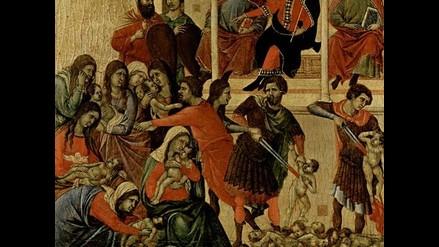 Celebran el Día de los Santos Inocentes