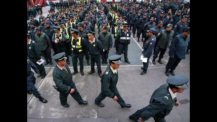 Sepa qué oficiales ocuparán altos cargos en PNP en 2011