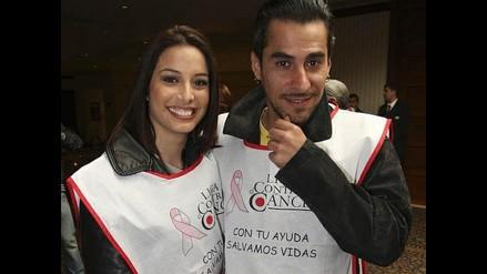 Natalia Salas y Juan Francisco Escobar estrenan nidito de amor