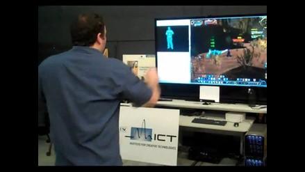 Kinect permite jugar World of Warcraft con el cuerpo