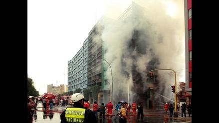 En primeras horas de 2011 se registraron 88 incendios