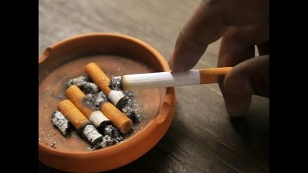Peruanos gastan más de 142 millones de dólares al año en cigarrillos