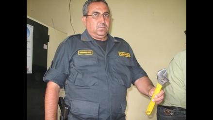 Trujillo: Delincuentes golpeaban a sus víctimas con llave inglesa