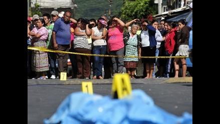 Asaltantes matan a balazos a mujer en Chiclayo