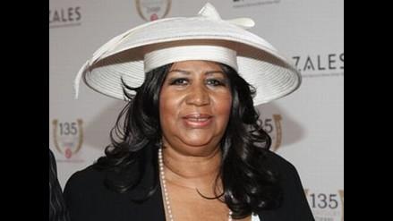 Aretha Franklin dice que su problema de salud está resuelto