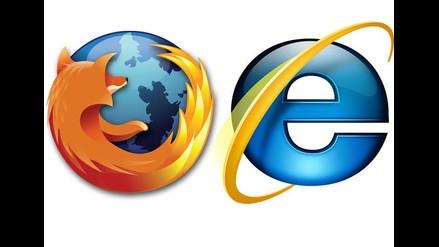 Usuarios de Firefox superaron a los de Explorer en Europa