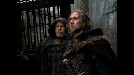 Season of the Witch: Nicolas Cage se convierte en un cazador de brujas