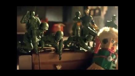 LG combina Toy Story e Inception en publicidad
