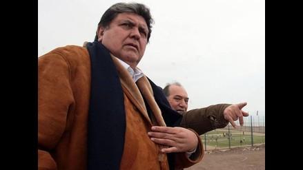Alan García: Detención de Crousillat no es cortina de humo