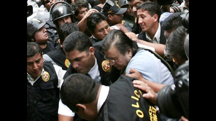 Amoretti: Crousillat no gozará de beneficios penitenciarios