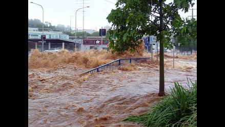 Australia sufre la peor inundación de su historia