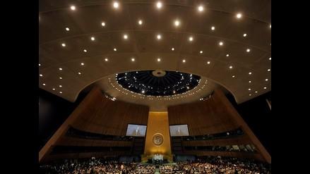 ONU conmemora un año después
