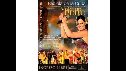 Fabiola de la Cuba empieza el año con