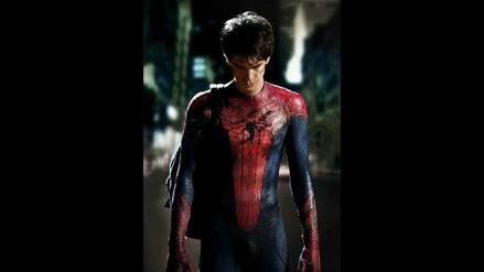 Primera imagen de Andrew Garfield como Spider Man