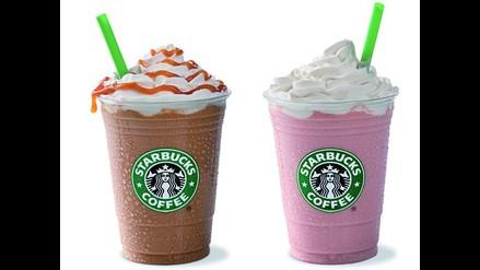 Encuentra tu Frappuccino perfecto en Starbucks