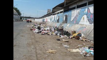 Piura: Recogen más de 120 toneladas métricas de basura en un día