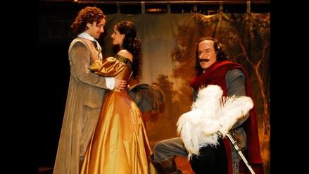 Cyrano de Bergerac en últimas funciones