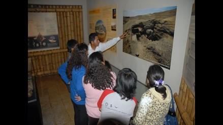 Huaura: Exhiben últimos hallazgos de Caral en Museo de Végueta