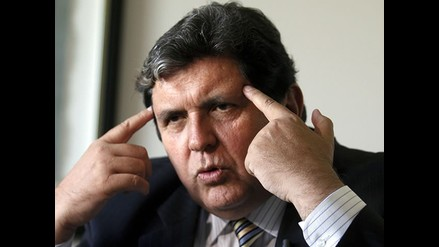 Alan García: Perú no será un