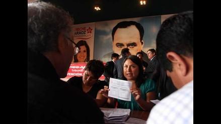 PAP realiza elecciones internas para elegir candidatos a Congreso