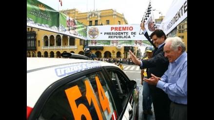Rally Interoceánica Sur Perú-Brasil