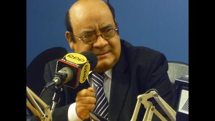 Wilbert Bendezú renuncia a su candidatura al Parlamento Andino