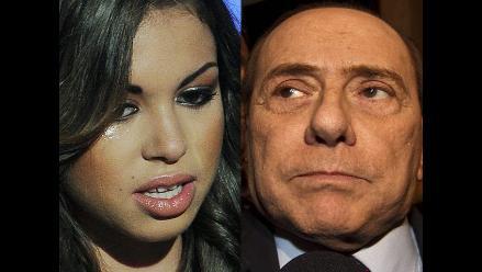 Ruby asegura que Berlusconi no le ha tocado