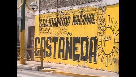 Propaganda política genera contaminación visual en Lima