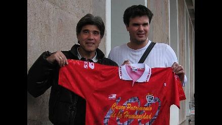 Marcelo Trobbiani llegó al Cusco para dirigir a Cienciano